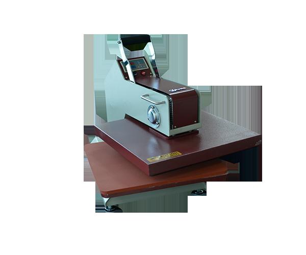 QY-A4   手动式摇头烫画机