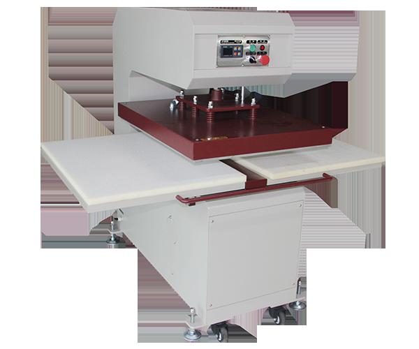 QY-B1-1  液压双工位热转印机